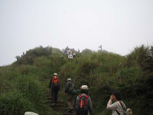小百岳之---七星山  (NO--1) 070