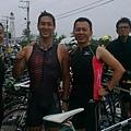 2013_04_21鐵人三項初體驗準備開賽