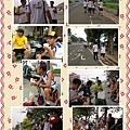 2013_05_04路邊喝玖哥泡的茶.. — 與陳本松和其他 5 個人在億載金城