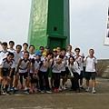 2013_05_04蛋餅包子杯快樂跑和 Kenneth Tu 跟其他 7 個人