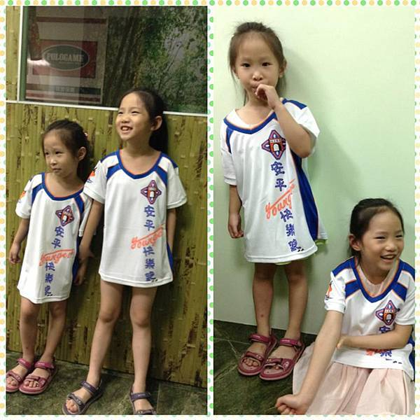 2013_06_02 第三波 團服出爐 這次還有推出貼心小童T