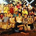 2013_08_03星光馬拉松補給慶功宴!感恩大家互相幫忙,謝謝,謝謝。明年再來^^。 — 在台灣咖啡博物館.jpg
