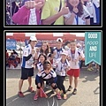 2013_10_27我人生的第一個10k^_^!13小隊,開薰有快樂跑的夥伴,還有蔡家人