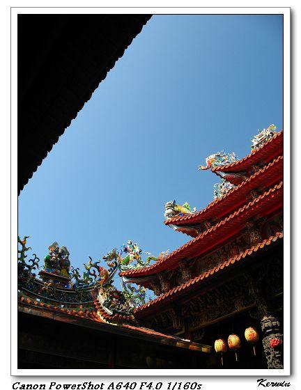 廟宇都會有一種特別的風味