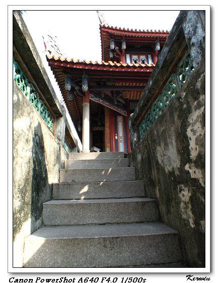 上去的小樓梯