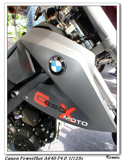 BMW的車很漂亮