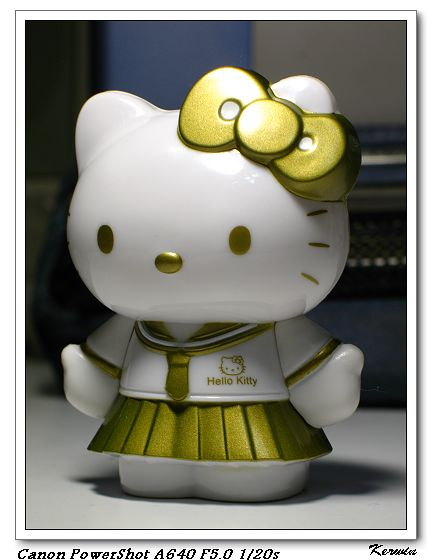 kitty-黃金版