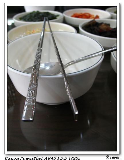 韓國人的扁筷