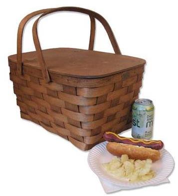 側掀式家庭野餐