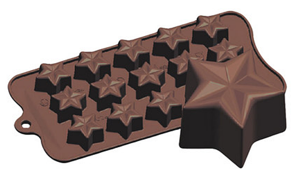星星巧克力