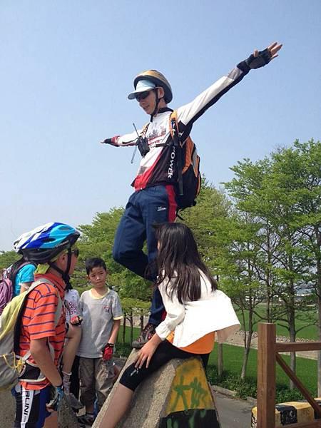 澴宇自行車~60公里