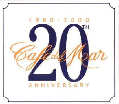 Cafe del Mar - 20th Anniversary