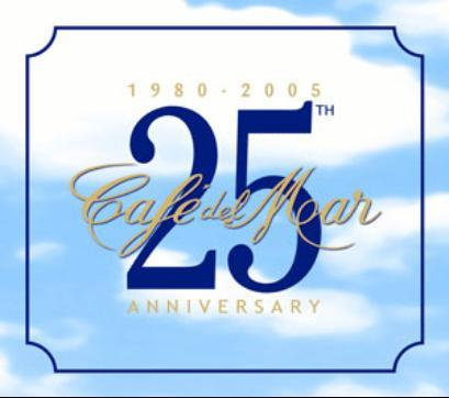 Cafe del Mar - 25th Anniversary