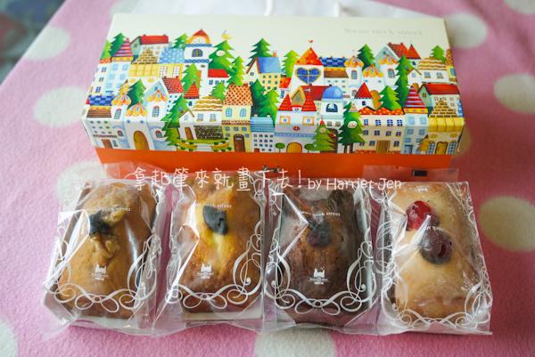 繽紛莊園水果條禮盒-21