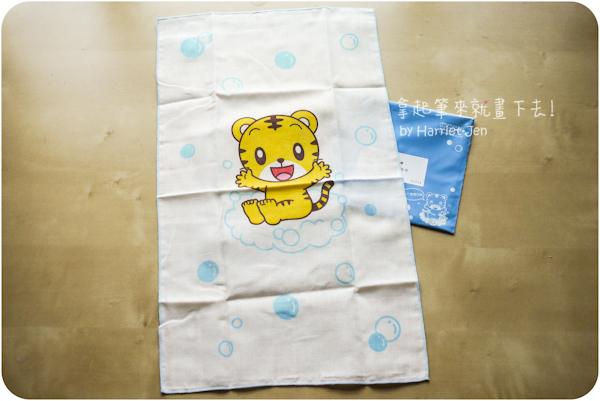 嬌生-巧連智紗布洗澡巾