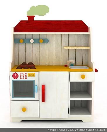 鄉村風之寶貝廚房