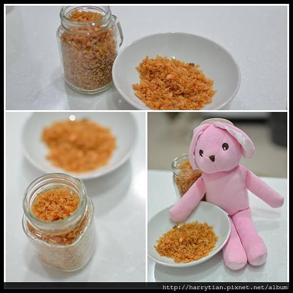 20120811自製寶寶鮭魚鬆