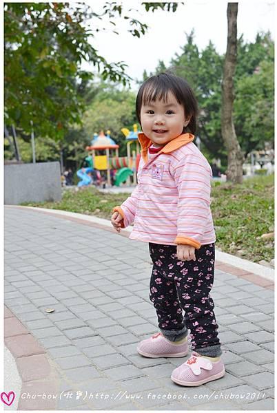 20130126啾寶1Y4M石雕公園