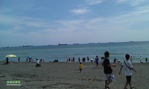旗津海水浴場-1
