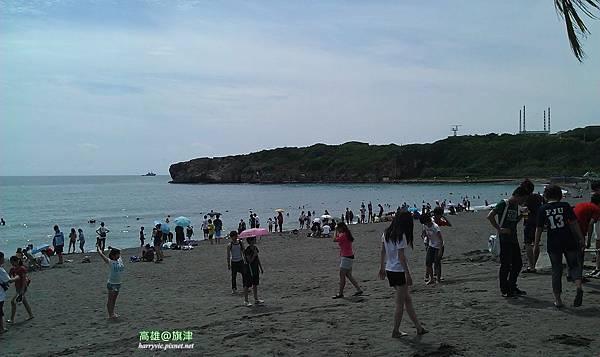 旗津海水浴場-2