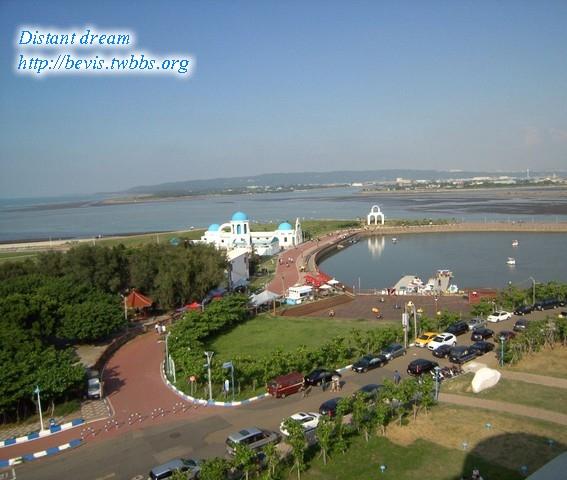 南寮漁港-划船區