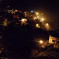 九份山城夜景