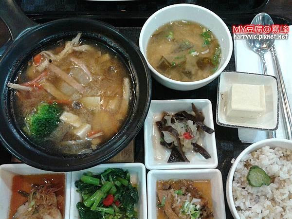 MY豆腐素食
