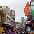小琉球熱鬧街頭