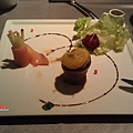 燻鮭魚焗牛肉洋菇