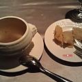 酥皮海鮮清湯