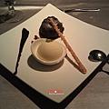 烤濃漿巧克力冰淇淋