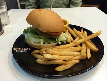 費城乾酪薯餅堡(牛)