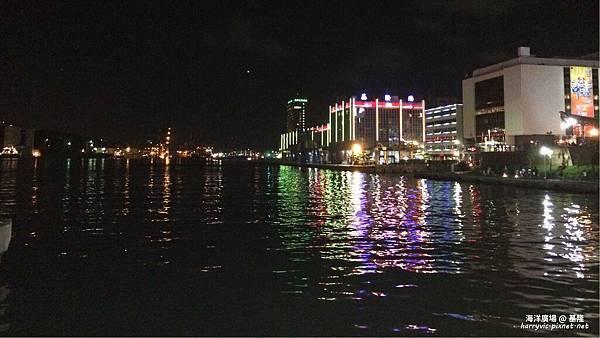 海洋廣場夜景-1