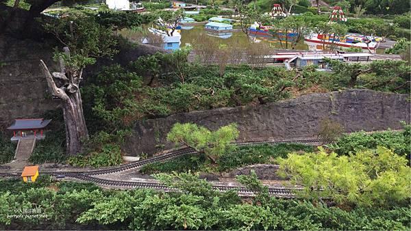 之字形登山鐵軌