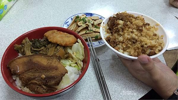 梨山-午餐