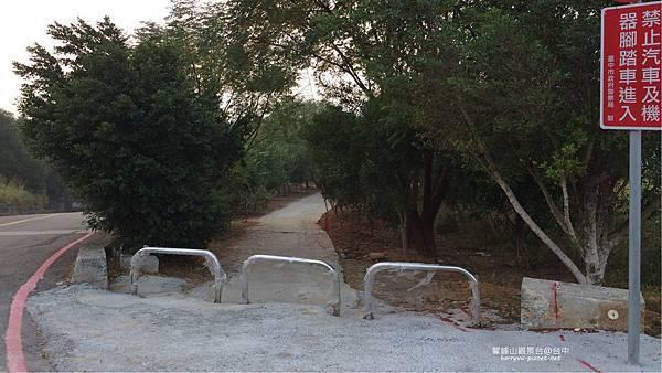 鰲峰山觀景台-東山路入口