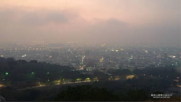 鰲峰山觀景台-夜景
