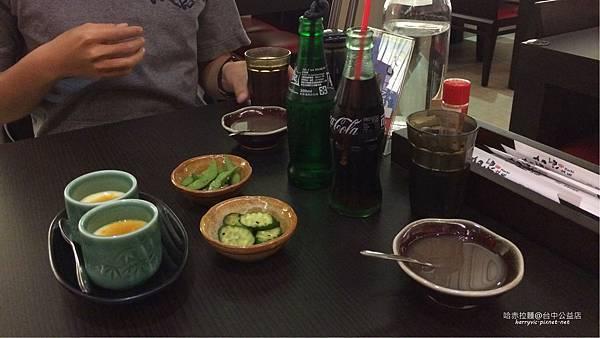 哈赤拉麵-前菜
