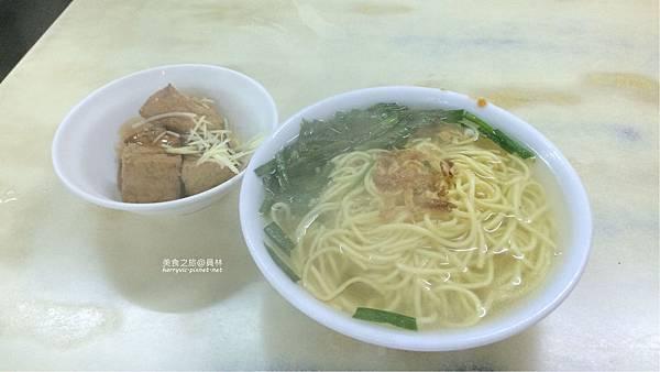 明-油豆腐&拉仔麵
