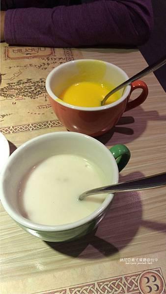 納尼亞義式餐廳-濃湯