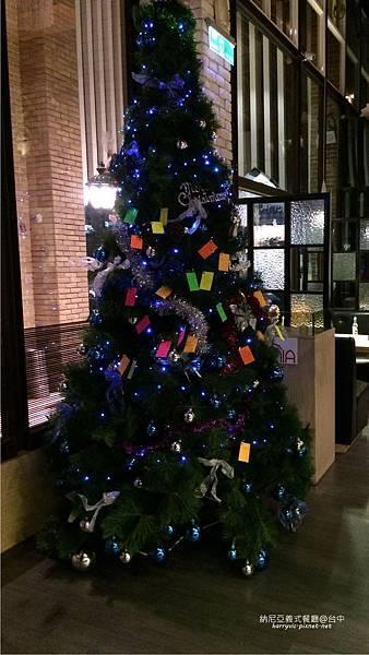 許願聖誕樹