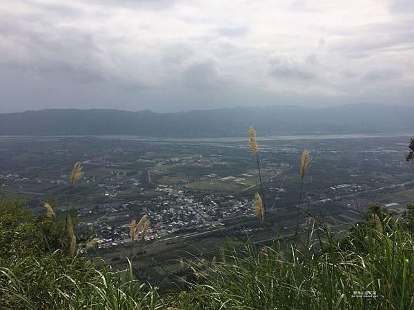 花蓮-鯉魚山上風景