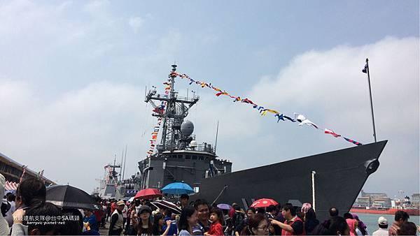 104敦睦遠航支隊-班超軍艦