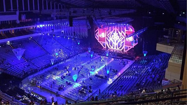 2015烏托邦世界巡城演唱會-小巨蛋場內