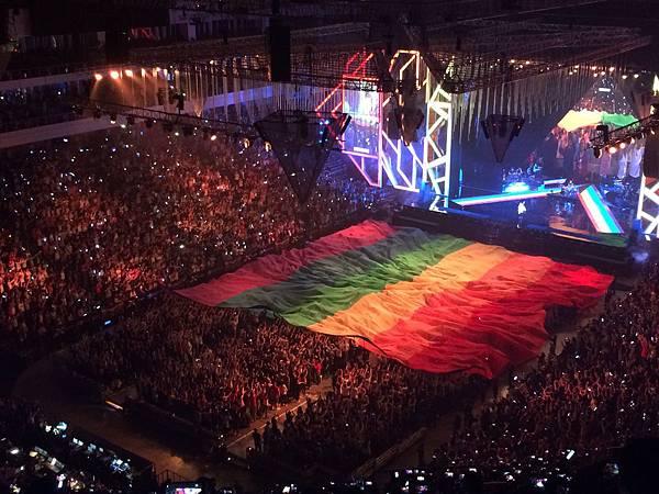 2015烏托邦世界巡城演唱會-小巨蛋-彩虹傳遞2