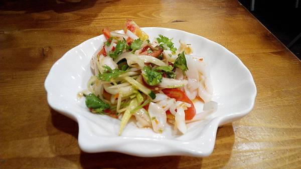 泰萊-涼拌海鮮