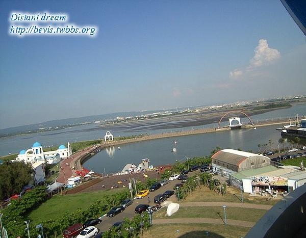 南寮漁港-划船區2