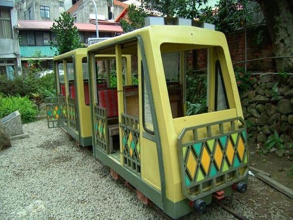 林務局內的小火車