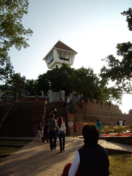 安平古堡.