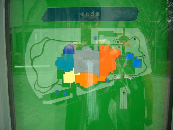 科博館地圖